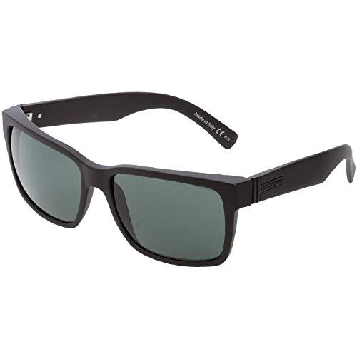 gafas de sol hombre Von Zipper Elmore Black Satin 203a97241a03