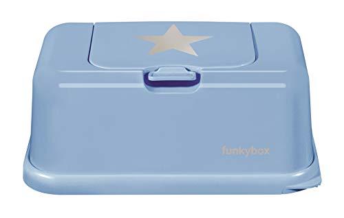Funkybox Feuchttücher blau - Stern