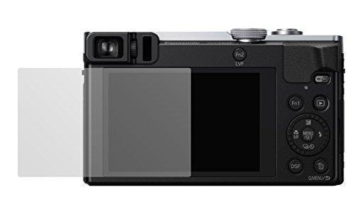 dipos I 6X Schutzfolie matt passend für Panasonic Lumix TZ71 Folie Displayschutzfolie