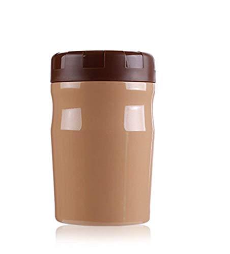 Muy de Voyage Bouteille d'eau étanche Kaki Rose Vert Mignong Muy Isotherme Tasse de Thé Café 500ML-Fanessy