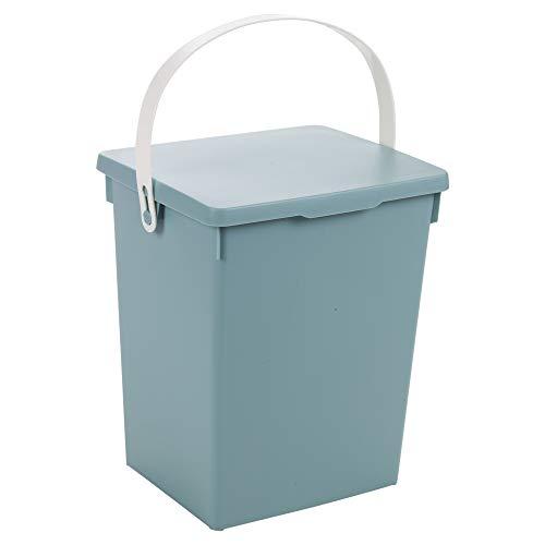 Excellent Housewares Plastique 5.5lt pour Animal Domestique Chien Chiot Chat Poisson Nourriture sèche Boîte de Rangement Box Distributeur