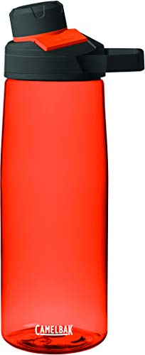 CamelBak Unisex– Erwachsene Trinkflasche Chute, Orange, 750 ml