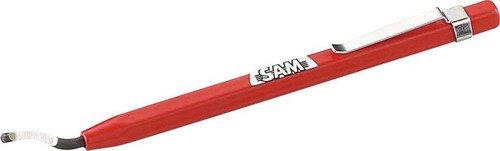 SAM Outillage 673 Ebavureur-E6 mit feststehender Klinge