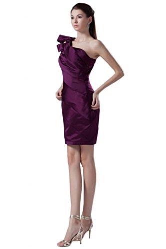 Sunvary elegante cinturino per Spaghetti Trailing abiti da sera Gowns sera Bianco
