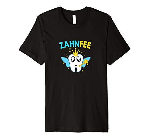 Zahnfee Kostüm Shirt Lustiges Halloween Hemd Männer Frauen