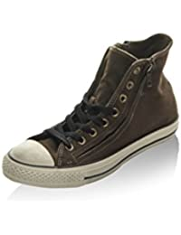 Converse Zapatillas abotinadas All Star Hi Double Zip Marrón EU 36.5 (US 4)