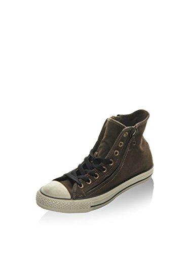 Converse Chuck Taylor All Star Rc Dle Zip 309220-63-8 , Sneaker donna Marrone (Marrón)
