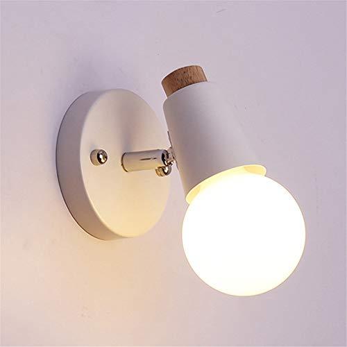 Lampara Vintega del Pared,E27 LED Apliques de pared,Iluminación Luz de interior para...