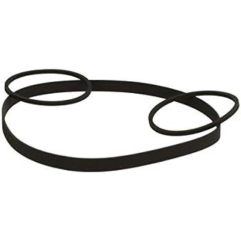 Thakker TA-RW 50 Riemen-Set kompatibel mit Onkyo TA-RW 50 Riemen-Set Kassettendeck Belt