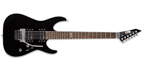 LTD Guitars & Basses M-50FR BLK - Guitarra eléctrica