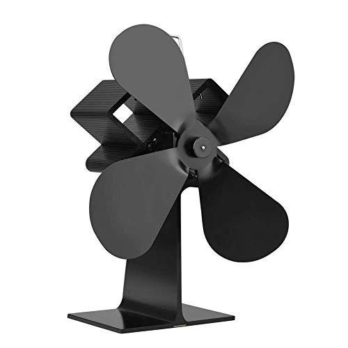 Nrpfell W?rme Brennstoffe Herd Magnet Ventilator Thermometer 4 Holz Heiz Lüfter Für Holz Scheite Kamin