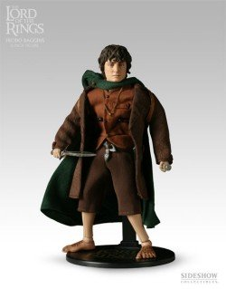 Sideshow Weta Herr der Ringe Actionfigur 1/6 Frodo Baggins Lord of the Rings (Sideshow-herr Der Ringe)