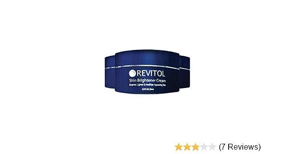 Buy Revitol Skin Brightener Softer And Healthier Skin Treatment
