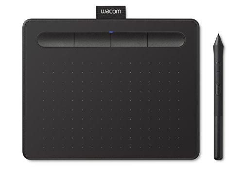 Wacom Intuos - Tamaño S - CTL-4100K-S - Tableta gráfica con lápiz,