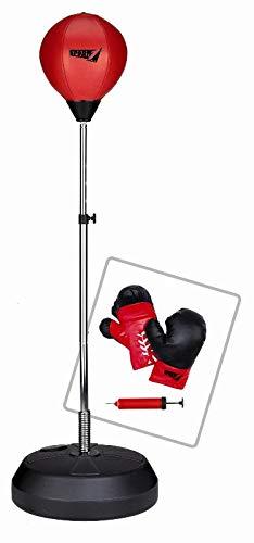 Mandelli Punching Ball 120/145 801261 Pugilato E Boxe Gioco Sportivo Sport Gioca 279,, 8003029801261
