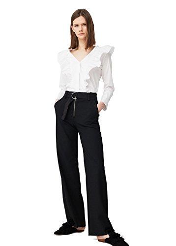 mango-ruffled-cotton-shirt-size6-colorwhite