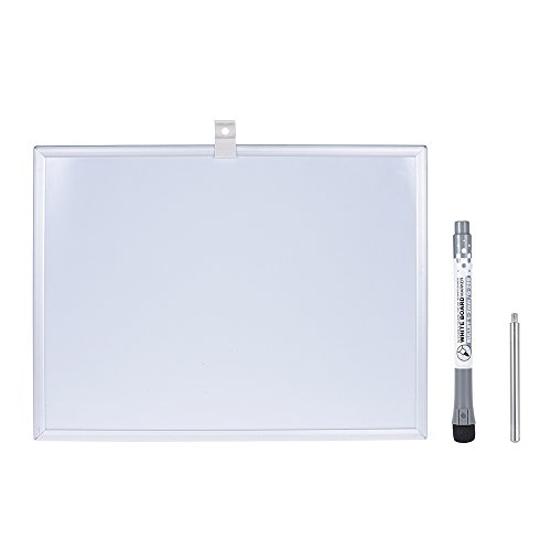 aibecy-dry-erase-magnetic-drawing-writing-board-whiteboard-with-marker-pen-holder-stander-aluminum-f