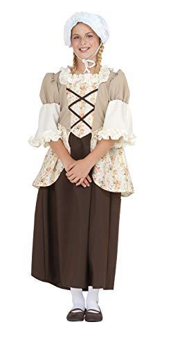 RG Kost-me 91361-S Kleines Kind Colonial Bella Custume