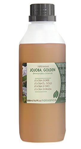Jojobaöl Gold - 100% rein - 500ml