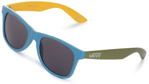 Vans Herren Other Spicoli 4 Shades Sonnenbrille, pear/Malibu Blue/Lemon Chrome, one Size (Vans Kinder Bekleidung)