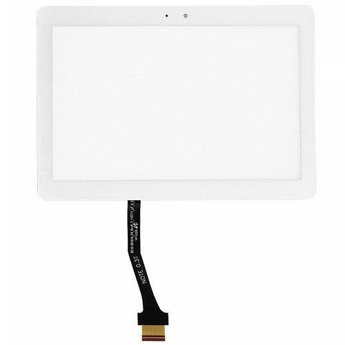BisLinks® Weißer Digitizer Touchscreen Vorderseite für Samsung Galaxy Tab 2 P5100 (Samsung Tab 2 Digitizer)