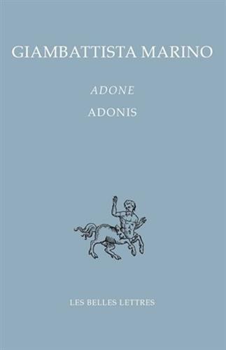 Adone / Adonis