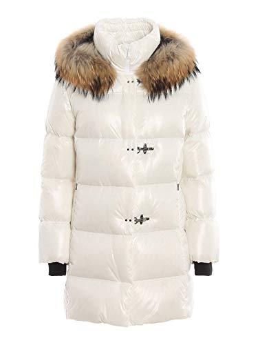 Fay Luxury Fashion Damen NAW3339355URBNB001 Weiss Jacke | Herbst Winter 19 3