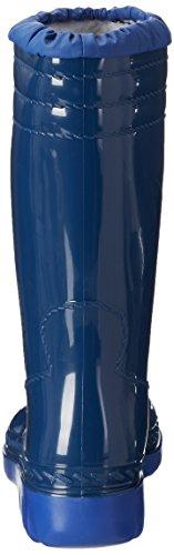 Romika Jupiter Unisex-Kinder Halbschaft Gummistiefel Blau (blau-pacific 561)