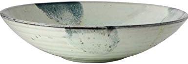 Bocce di prima qualità da Creativo in ceramica da qualità tavola giapponese 9 pollici ciotola di zuppa di ramen per la colazione in casa ciotola di insalata tagliatelle istantanee di grande capacità ciotola 10a19c
