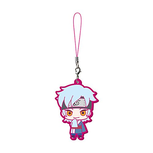 Preisvergleich Produktbild BORUTO -NARUTO THE MOVIE-Rubber Mascot Figure Phone Strap~Mitsuki
