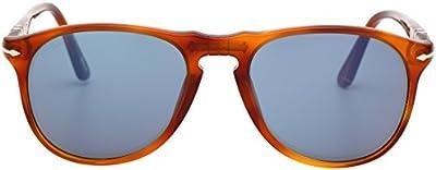 Persol 9649, Gafas de sol, Unisex, Terra Di Siena 96/56, 52