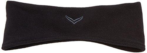 Trigema Herren 655553 Stirnband, schwarz, Large (Herstellergröße: 3)