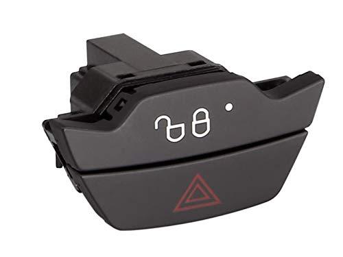 Ersatz Warnblinkschalter Hazard Switch und Zentralverriegelung für Ford Focus (DYB) / Transit FCC/Tourneo FAC Custom/Fiesta (Typ JA8)