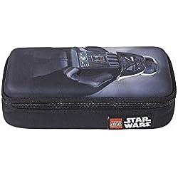 Lego 3D Core Line Star Wars Darth Vader Estuches, 21 cm, 1 Litro, Negro