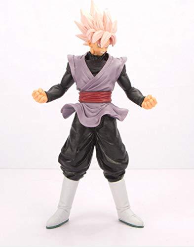 LPFLF Dragon Ball Dark Sun Wukong Hand Modell ROS Kampf gegen Rosa Goku Kingware Boxed Decoration Doll (Doll Kämpfen)