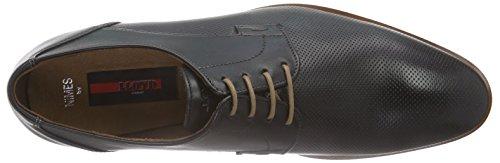 Lloyd Nimes, Chaussures À Lacets Pour Hommes Noires (schwarz 0)