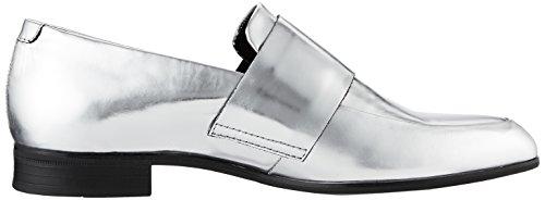 D'argento mocassini Mocassini Donna Frances Vaganti 46XqnI