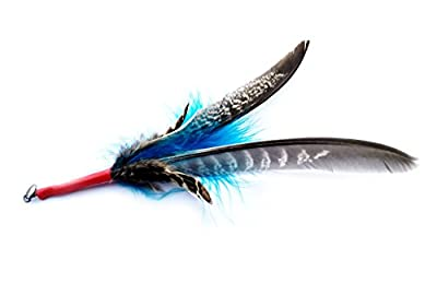 Feather Spinning Attachment - Single - Fits PurrSuit, Da Bird & Frenzy Cat Toys