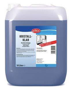 Kristall-Klar flüssig Glasreiniger , 1 x 10 Liter Kanister