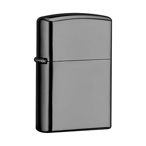 SODIAL Sigaretta elettronica a doppio arco Accendino Impulso metallico antivento USB Ricaricabile senza fiamma Sigaretta sigaro ad arco elettrico Piu' leggero,nero