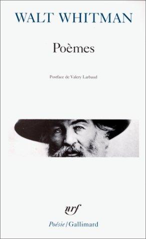 Poèmes : Feuilles d'herbe