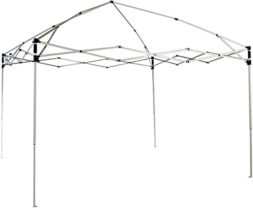 AmazonBasics Pop-Up Canopy Tent - 3,04 x 3,04 m, White 2