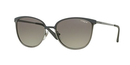 VOGUE Green Shaded Cateye Sunglasses image
