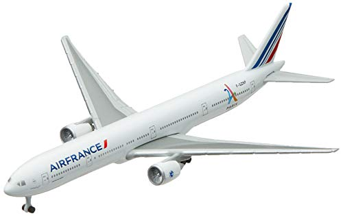 Simba 'Dickie-Schuco 403551691 Air France Olympia 2024, Boeing 777 - 300 1: 600, Color Blanco, Escala