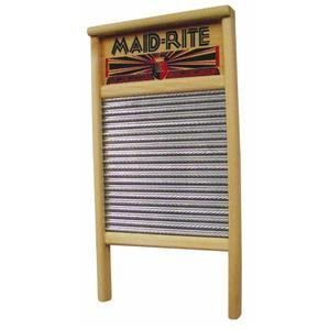 Columbus Washboard Maid Rite Washboard
