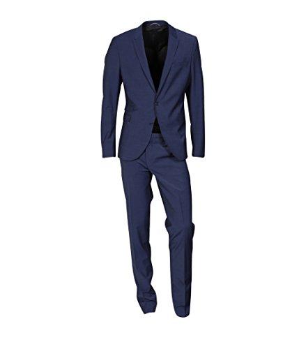 drykorn herren Drykorn Herren Anzug Lewis in leuchtendem Dunkelblau 32 blau 52
