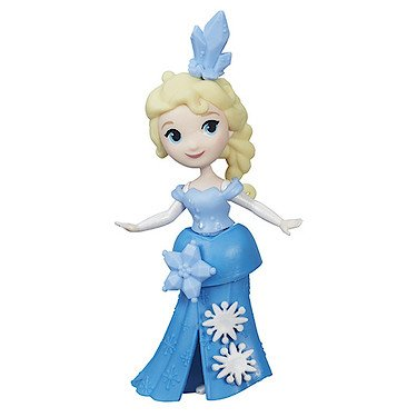 Hasbro B5181 - Disney Die Eiskönigin - Little Kingdom - Figur Elsa [UK Import]