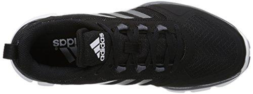 Vitesse Adidas Performance Trainer 2 W Chaussures, Noir / Metallic de carbone / blanc, 5 M Us Noir