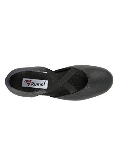 RUMPF Griechische Sandale schwarz - 3