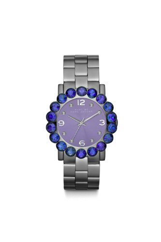 Marc Jacobs Amy Purple MBM3224 Watch (Marc Jacobs Amy Armbanduhr)